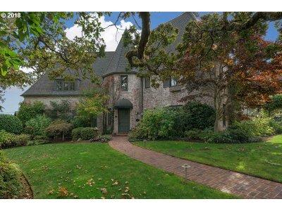Salem Single Family Home For Sale: 1610 Fir St