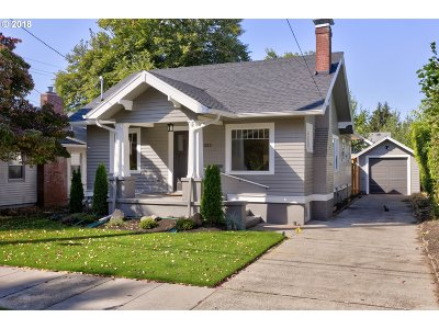 Single Family Home For Sale: 1525 NE 52nd Ave