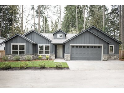 Lake Oswego Single Family Home For Sale: 4643 Firwood Rd