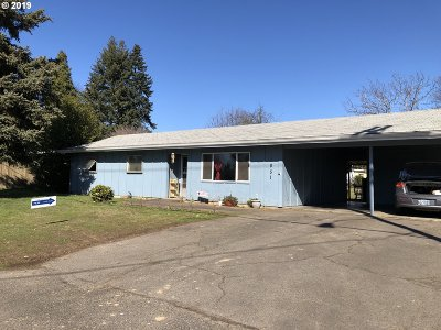 Hillsboro Single Family Home For Sale: 1851 SE River Rd