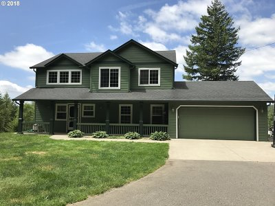 Washougal Single Family Home For Sale: 422 Dobbins Rd