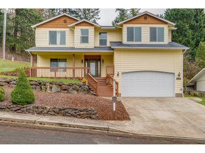 Kalama Single Family Home Bumpable Buyer: 220 S 10th St