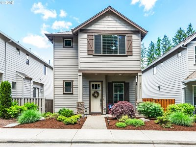 Wilsonville Single Family Home For Sale: 27451 SW Copper Creek Loop