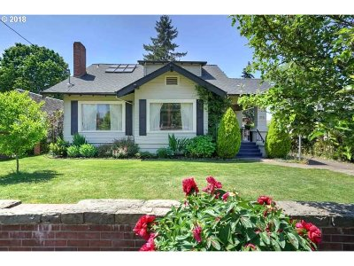 Marion County Single Family Home For Sale: 213 N James St