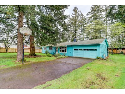 Single Family Home For Sale: 2816 SE 170th Ave