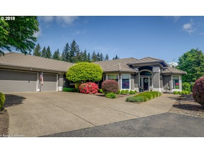 Oregon City Single Family Home For Sale: 10601 S Kelland Ct