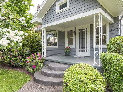 Single Family Home For Sale: 4006 N Concord Ave