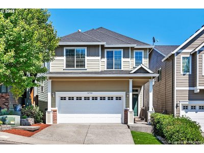 Beaverton Single Family Home For Sale: 12700 SW 158th Ter