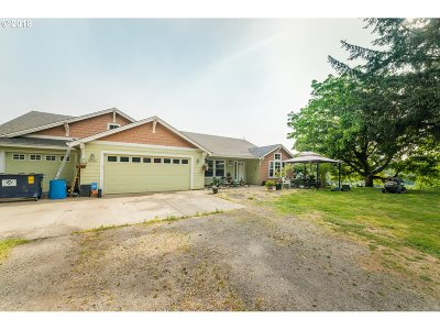 Single Family Home Sold: 31105 SE Krohn Rd SE