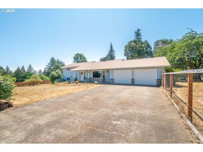 Salem Single Family Home For Sale: 6014 Gath Rd