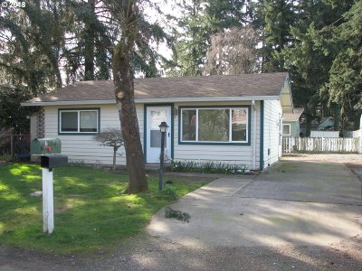 Milwaukie, Clackamas, Happy Valley Single Family Home For Sale: 6500 SE Needham St