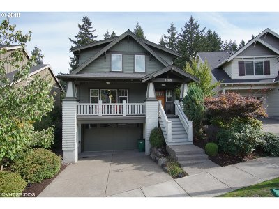Beaverton Single Family Home For Sale: 8202 SW 174th Ter