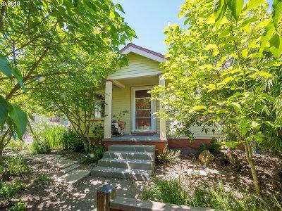 Portland Single Family Home For Sale: 4047 NE 13th Ave