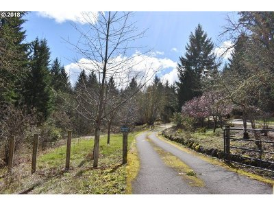 Hillsboro, Cornelius, Forest Grove Single Family Home Bumpable Buyer: 34340 SW Larkins Mill Rd