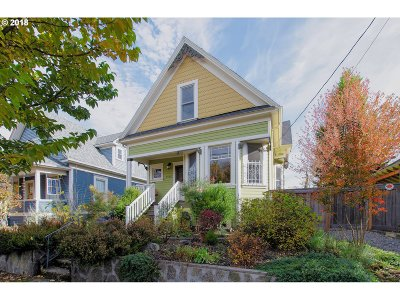 Single Family Home For Sale: 3926 NE 11th Ave