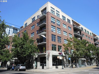 Condo/Townhouse For Sale: 821 NW 11th Ave #103