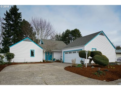 Keizer Single Family Home For Sale: 819 New Terrace Ct NE