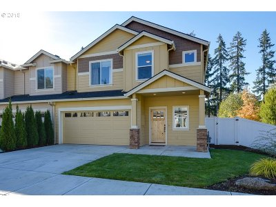 Washougal Single Family Home For Sale: 750 N P St