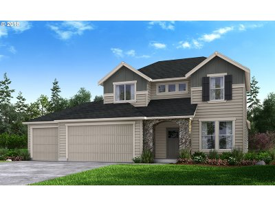 Clackamas County Single Family Home For Sale: 15332 SE Lewis St #Lot10