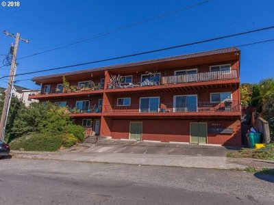 Portland Condo/Townhouse For Sale: 8521 N Edison St