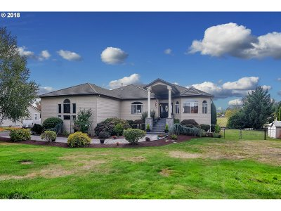 Ridgefield Single Family Home For Sale: 27500 NE 14th Ct
