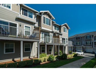 Beaverton OR Condo/Townhouse For Sale: $250,000