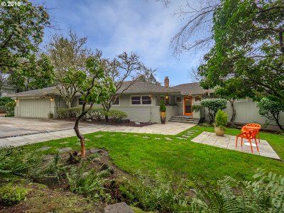 Single Family Home For Sale: 11506 SW Breyman Ave