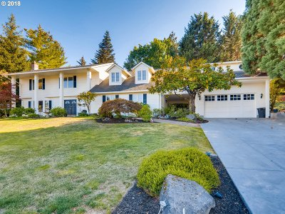 Hillsboro, Beaverton, Tigard Single Family Home For Sale: 14355 SW McFarland Blvd