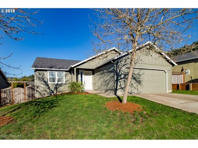 Springfield Single Family Home For Sale: 6042 Pebble Ct