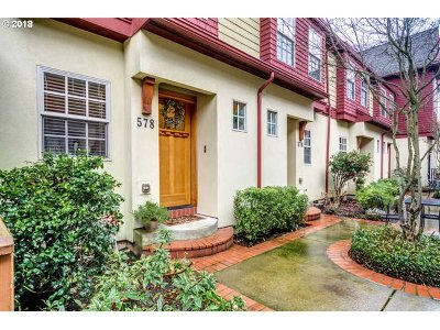 Lake Oswego Condo/Townhouse For Sale: 578 2nd St