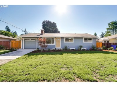 Single Family Home For Sale: 1132 SE 167th Ave