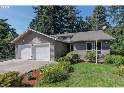 Portland Single Family Home For Sale: 9121 SW 9th Pl