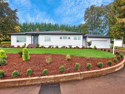 Salem Single Family Home For Sale: 2383 Lulu Ln Rd