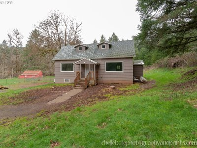 Tigard, Tualatin, Sherwood, Lake Oswego, Wilsonville Single Family Home For Sale: 17880 SW Corral Creek Rd