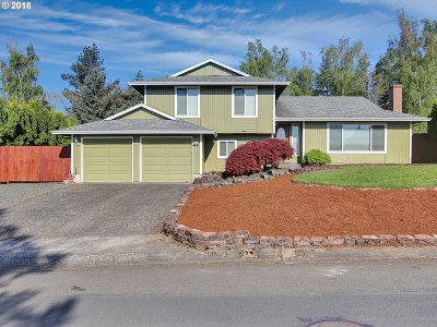 Happy Valley Single Family Home For Sale: 12201 SE 114th Ct