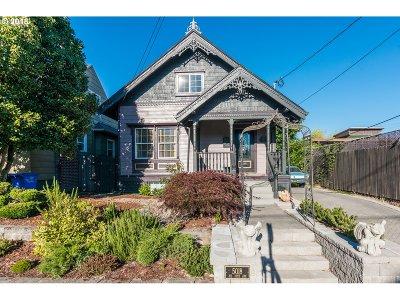 Portland Single Family Home For Sale: 5018 NE 10th Ave