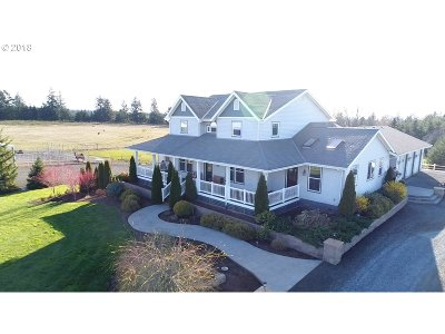 Molalla Single Family Home For Sale: 33246 S Wilhoit Rd