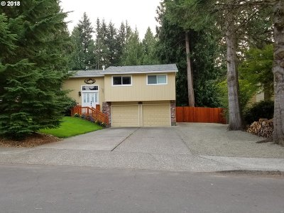 Beaverton Single Family Home For Sale: 18840 SW Honeywood Dr