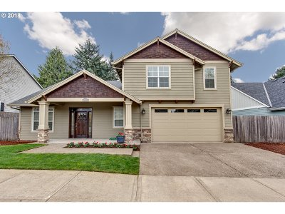 Canby Single Family Home For Sale: 1479 N Elm St