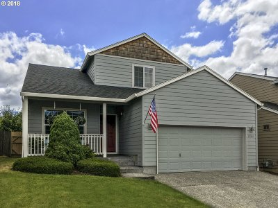 Ridgefield Single Family Home For Sale: 16507 NE 14th Ave