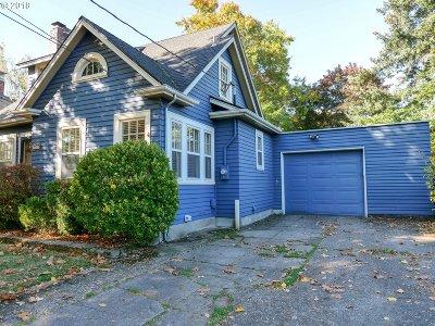 Portland Single Family Home For Sale: 3923 NE 76th Ave