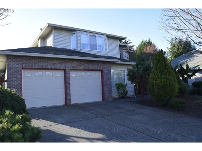 Single Family Home For Sale: 14434 NW Listel Ln