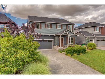 Forest Grove Single Family Home For Sale: 1077 Stonewall Ave