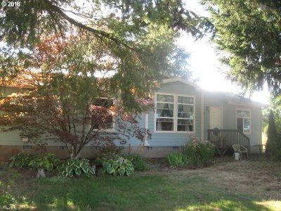 Wilsonville, Canby, Aurora Single Family Home For Sale: 25877 S Rhoten Rd