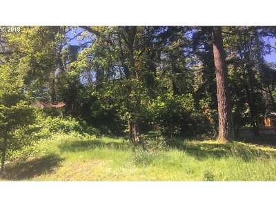 Eugene Residential Lots & Land For Sale: Riverview St