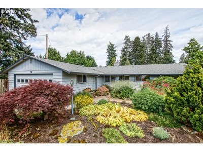 Beaverton Single Family Home For Sale: 5030 SW 149th Ave