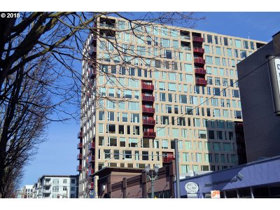 Condo/Townhouse For Sale: 937 NW Glisan St #537