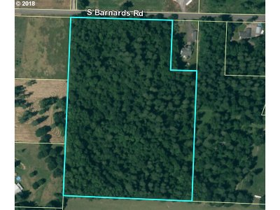 Molalla Residential Lots & Land For Sale: Barnards Rd