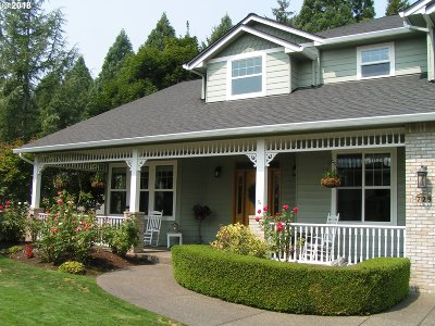 Keizer Single Family Home Sold: 729 Crystal Springs Ln