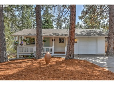 Bend Single Family Home For Sale: 1841 SW Knoll Ave SW